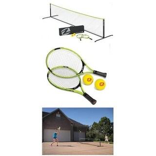 Escalade Sports OD0005W Zume Games TENNIZ Set