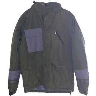 Cliff Snow Jacket - Olive - Medium