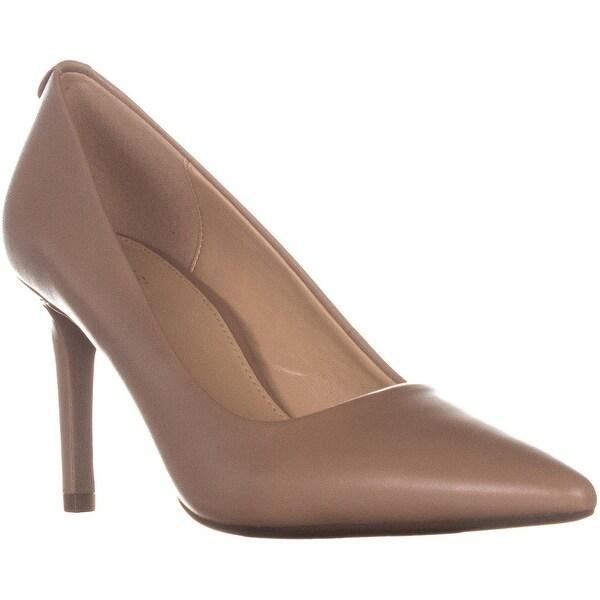 360d6eeb07 MICHAEL Michael Kors Dorothy Flex Pump Classic Heels, Dark Khaki - 9 us / 39
