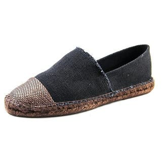Andre Assous Patricia Moc Toe Synthetic Espadrille|https://ak1.ostkcdn.com/images/products/is/images/direct/ac136889c2d0b933331cdcb4dff2d09781b1b011/Andre-Assous-Patricia-Women-Moc-Toe-Synthetic-Black-Espadrille.jpg?impolicy=medium