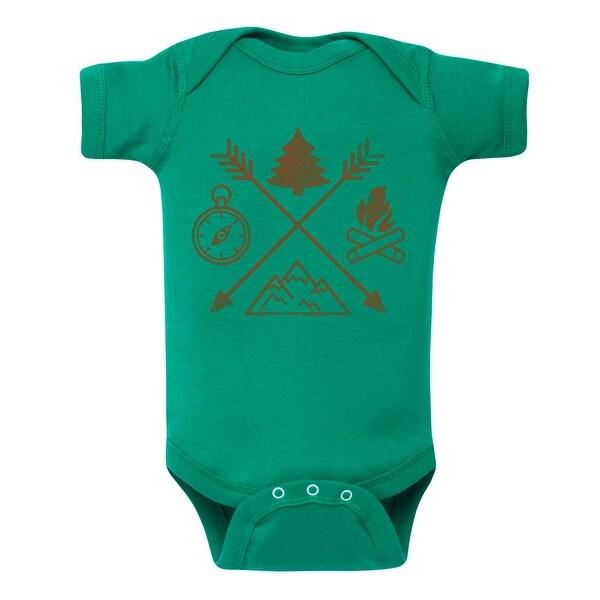 Camp Symbols - Infant One Piece