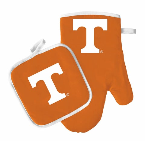 NCAA Tennessee Volunteers Oven Mitt And Pot Holder