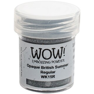 WOW! Embossing Powder 15ml-Primary British Summer