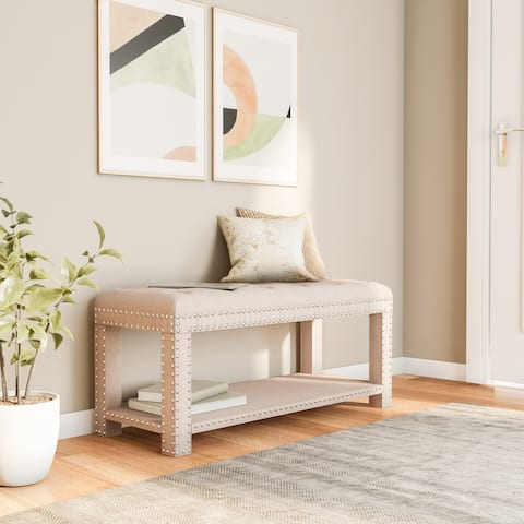 Joanna Upholstered Bench