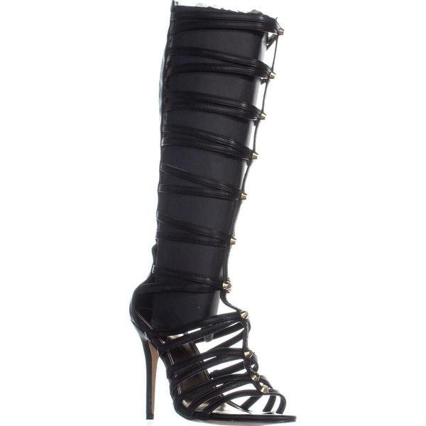 a405da7950df Shop madden girl Brazen Knee High Gladiator Sandals
