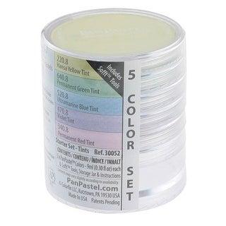 PanPastels Set - 5-Color Set - Tints