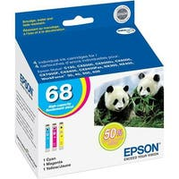 Epson DURABrite Ultra Color Combo Ink Pack InkJet Cartridge