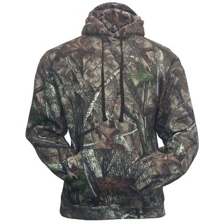 Camo Hunting Hoodie Sweatshirt Sizes S-5XL Camouflage Authentic True Timber