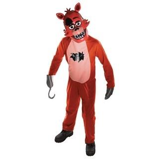 Child Five Nights of Freddy Foxy Halloween Costume