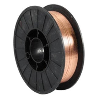 """Forney 42285 Mild Steel MIG Welding Wire 0.024"""", 10 lbs"""