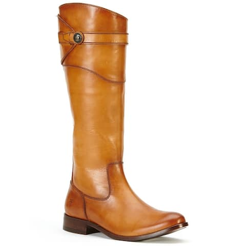Frye Molly Button Leather Boot