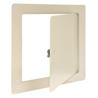 Eastman 34062 Access Panel, Steel, White