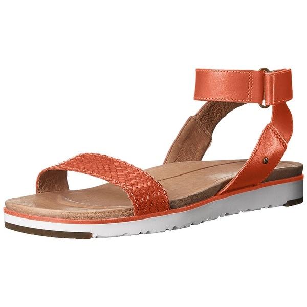 UGG Women's Laddie Flat Sandal - 10