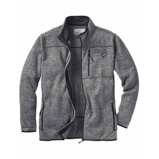 Legendary Whitetails Men's Freestone Sweater Fleece Jacket