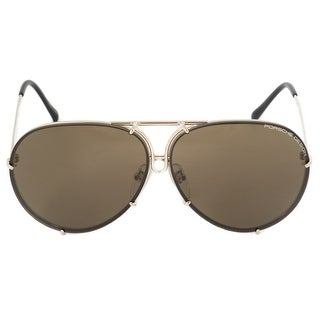 Porsche Aviator Sunglasses P8978 A 69