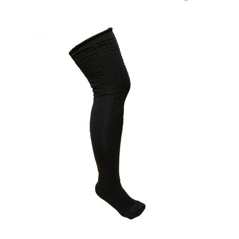 Sonoma Ruched Over The Knee Socks High Tall Soft-To Thigh-Womens - 9-11
