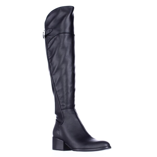 Guess Daina Over The Knee Boots, Black