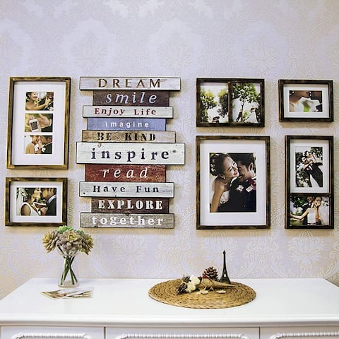 Hello Laura Elegant Complete Set With Decor Accessories Photo Frame