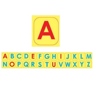 Foam Letter Magnets Uppercase
