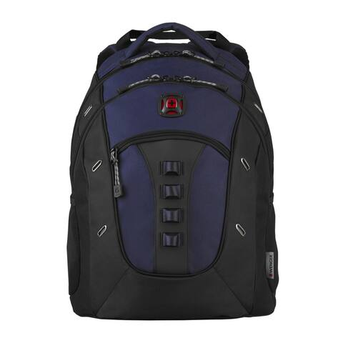 Wenger North America Granite 16-Inch Laptop Backpack (Blue)