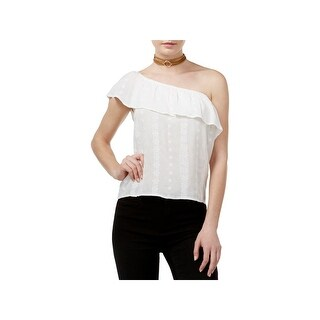 BCX Womens Pullover Top Woven Embroidered - xL