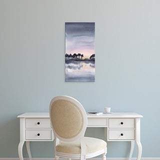 Easy Art Prints Grace Popp's 'Bayside Sunset I' Premium Canvas Art