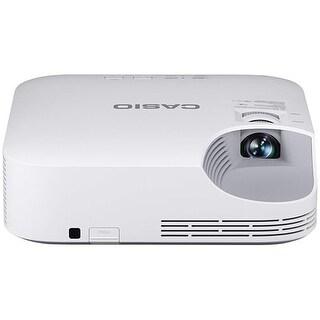 Casio XJ-V2 Casio EcoLite XJ-V2 DLP Projector - 720p - HDTV - 4:3 - Front, Rear, Ceiling - Laser/LED - 20000 Hour - 1024 x 768 -