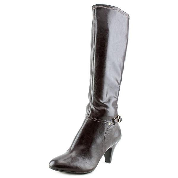 Naturalizer Britta Women  Round Toe Leather  Knee High Boot