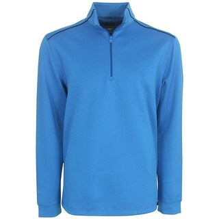 Greg Norman Golf Pro-Series WeatherKnit 1/4 Zip Pullover, Brand NEW