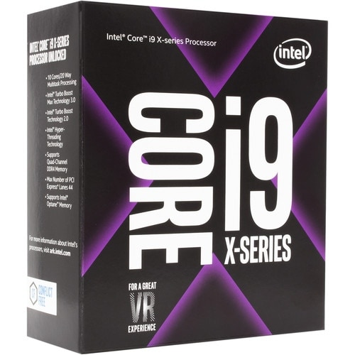 Intel - Intel Core I9-7960X Up To 4.2Ghz 22M