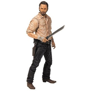 The Walking Dead TV Series 6 Action Figures - Set of 6