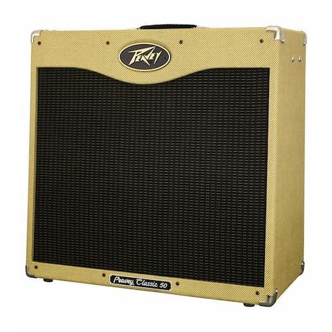 Peavey Classic 50 410 Tube Guitar Amplifier 4x10 Combo
