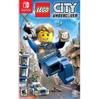 Warner Brothers 1000639089 Lego City: Undercover Action/Adventure Game - Nintendo Switch