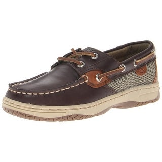 Sperry Bluefish Boat Shoe - 6 m us big kid