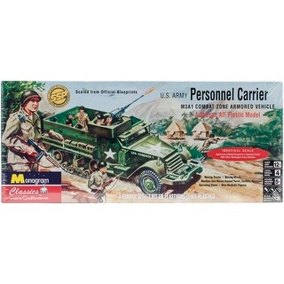 Personal Carrier Half Track - Plastic Model Kit