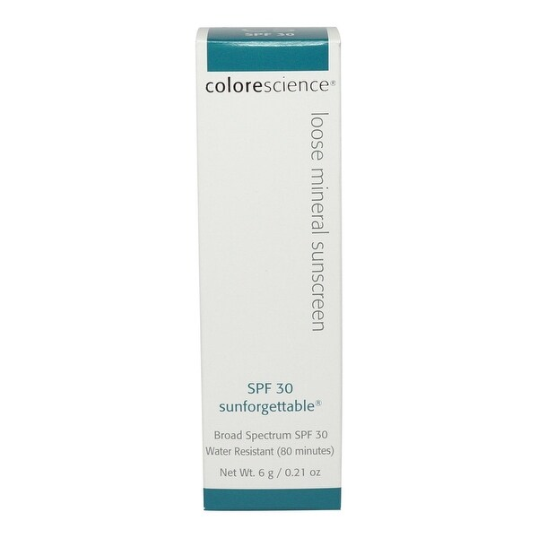 Colorescience Sunforgettable Brush On Sunscreen Spf 30 - Tan