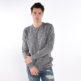 Melange Jumper In Grey