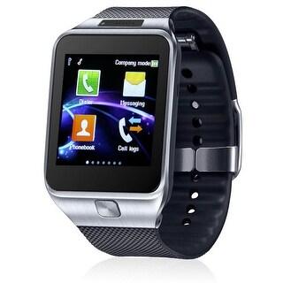 Indigi® Bluetooth Sync (iOS or Android) SmartWatch + Phone w/ Optional SIM Slot + Notifcations & Camera