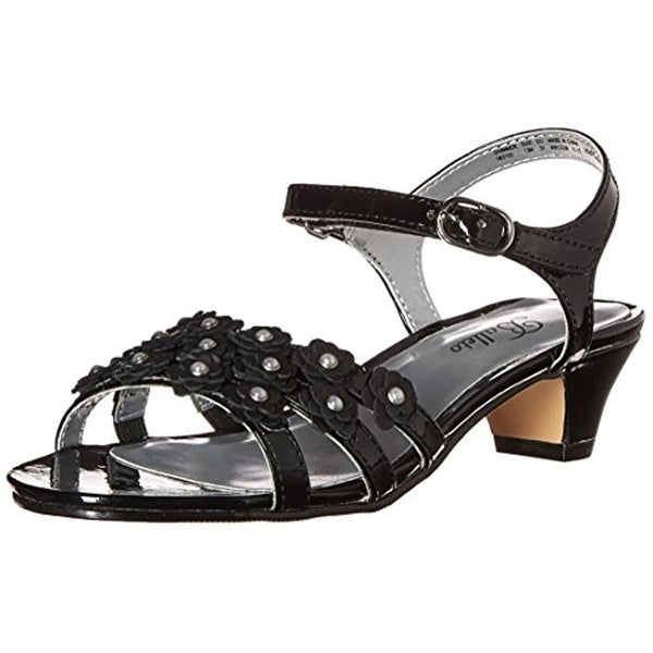 Balleto Girls Shimmer Sandals