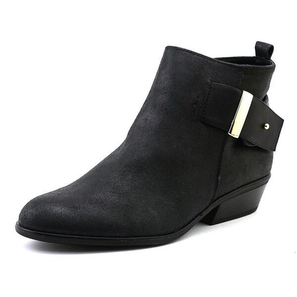 White Mountain Limerick Women Round Toe Synthetic Ankle Boot