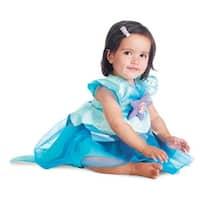 Infant Girls Disney Ariel Costume Size 12-18 Months - 12-18 Months