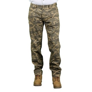 MO7 Men's Camouflage Print Pants