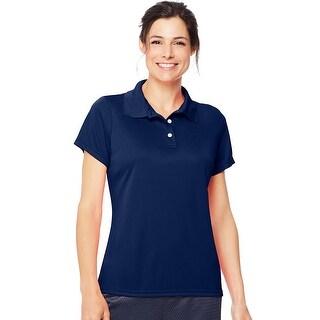 Hanes Cool DRI® Women's Polo - Size - 2XL - Color - Navy