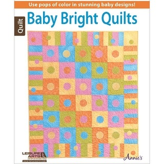 Leisure Arts-Baby Bright Quilts