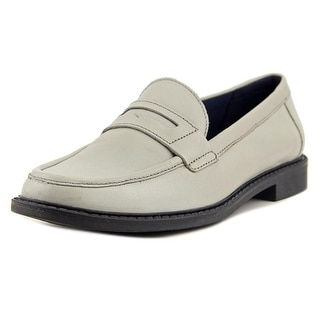 Cole Haan Pinch Campus Penny Loafer 2A Moc Toe Leather Loafer