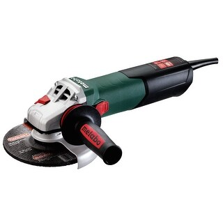 "Metabo WE15-150Q 6"" Quick Angle Grinders, 110-120 Volt"