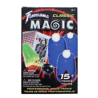 Fantasma 15 Classic Magic Tricks - multi