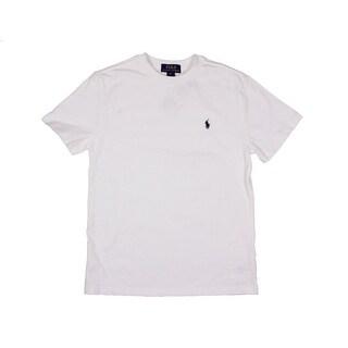 Polo Ralph Lauren Boys Crew Neck Short Sleeves T-Shirt - XL