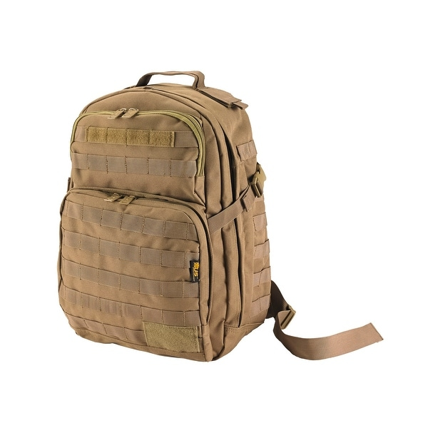 US Peacekeepers Sentinel Back Pack Tan 12.5in x 18in 8in P40325
