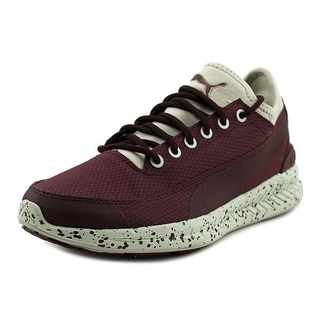 Puma Ignite Sock Winter Tech Round Toe Canvas Sneakers